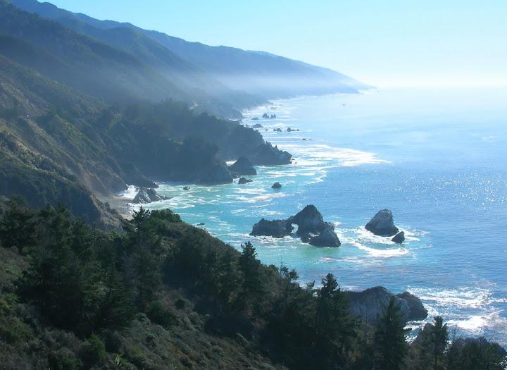 Famous Big Sur Coast