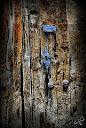 Detalle de puerta.- Galería Aljores