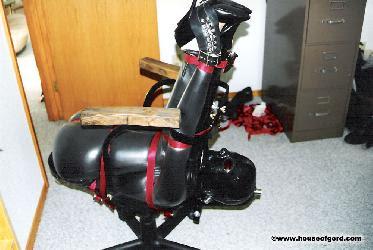 Slave chair