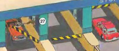 27. tollbooth