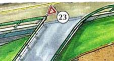 23. yield sign