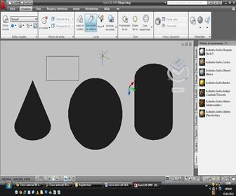 autocad Figuras 3D básicas