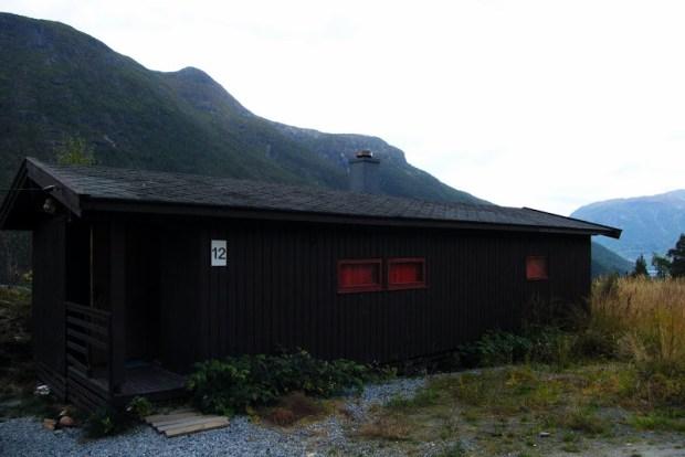 Ruta por Noruega. Alojamiento