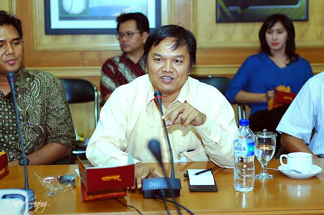Moderator Diskusi Informal IV Tandef