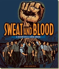 sweat and blood cover