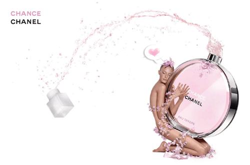 Parfum : Chanel Chance Eau Tendre