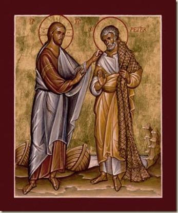 peter and jesus atheism