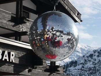 snow disco