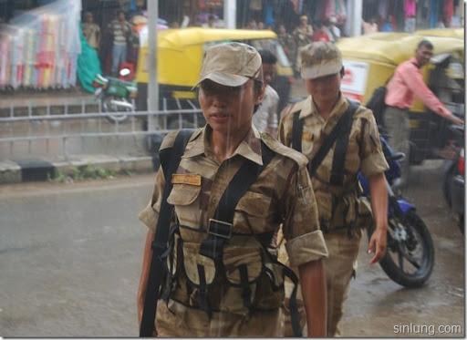 Nagaland police IRB 5