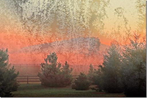photoshare Frosty Morn Shenandoah County VA shenandoah