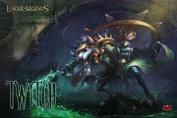 League of Legends_Twitch_Wallpaper
