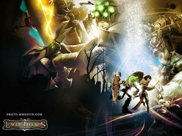 League of Legends MMOSITE wallpaper