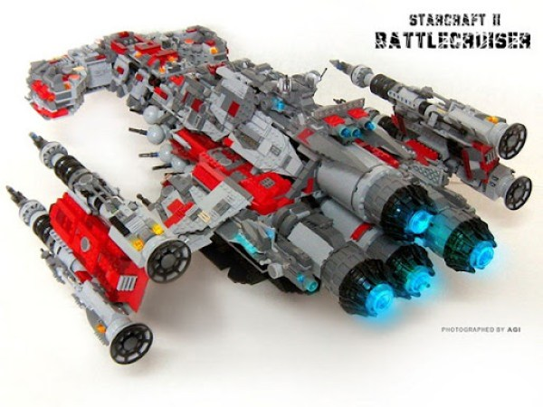 StarCraft BattleCruiser