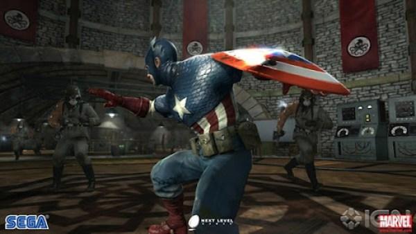 Capitán America Super Soldado