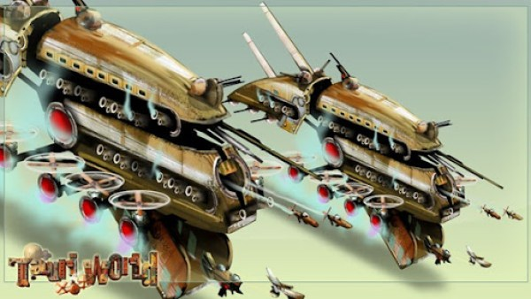 TauriWorld Flying Fortress