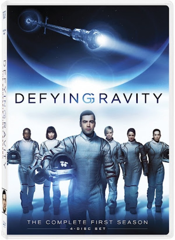 Defying Gravity Portada del DVD