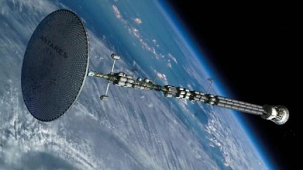 Defying Gravity Antares