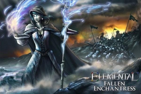Elemental Fallen Enchantress