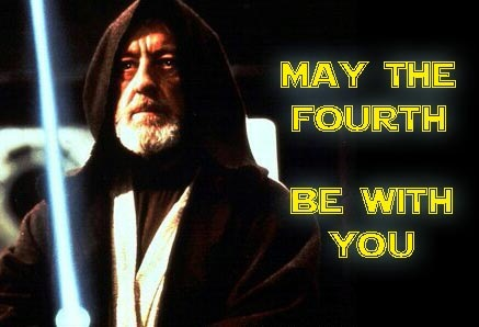 May the fourth be with you 3