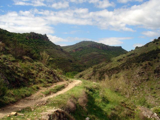 Camino del descenso