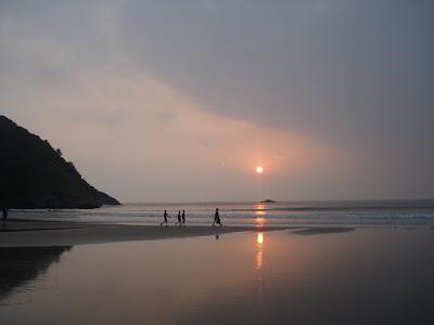 Kudle Beach, Gokarna, Karnatka