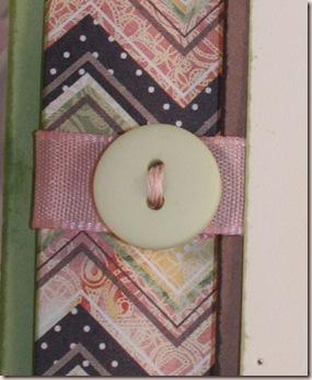button closeup porcelain