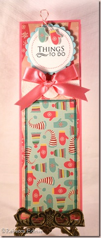 winter gift set pad