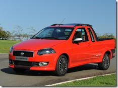 Fiat strada sporting 1.8 2010