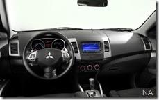 Mitsubishi Outlander 2010 Brasil6