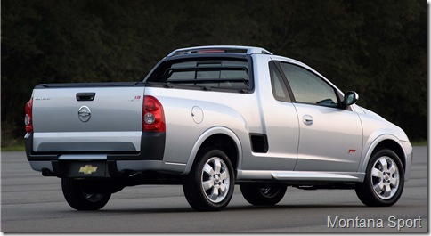 Chevrolet Montana 2006