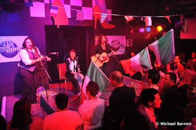 United We Dance - Mambo Italiano (the lesbian version)