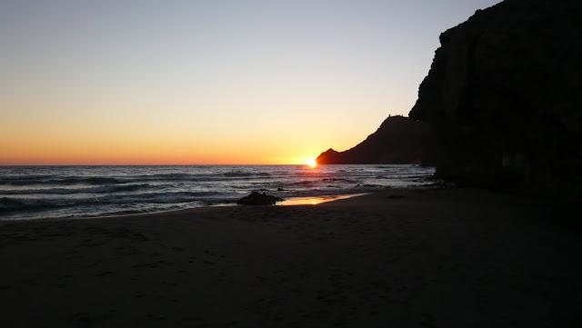 Sunset in Andaloucía