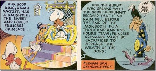 Le mille e un'ora di Asterix