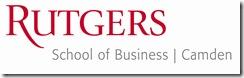 Rutgers-Camden School of Business Logo