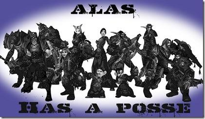 Alas Has A Posse