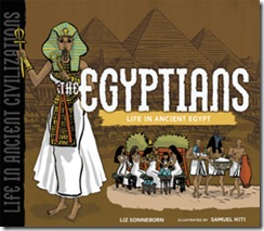 Egyptians final cover