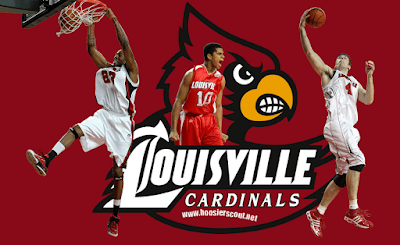 Louisville Cardinal Basketball Wallpaper Hoosier Scout