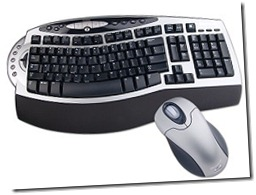 4000 Keyboard and Mouse