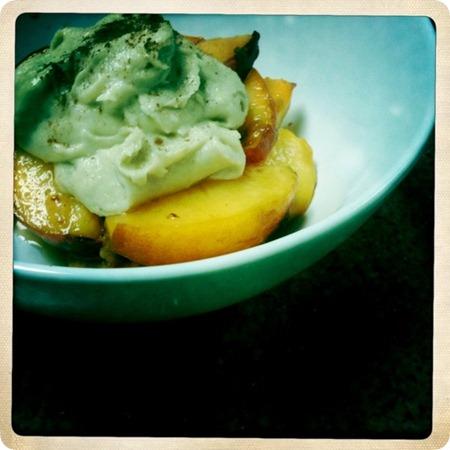 peaches n cream