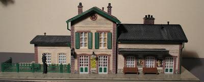 Station Buch am Wald