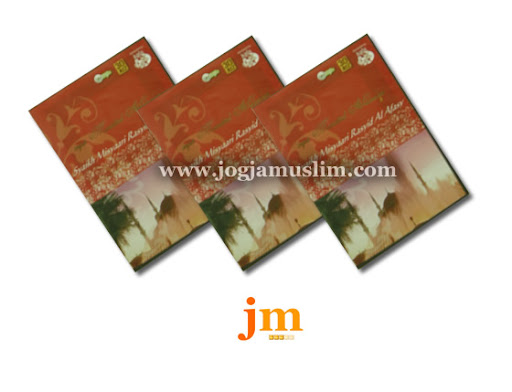 Jual Mp3 Murottal Al Qur'an Syaikh Misyaari Rasyid Al AFasy 30 Juz