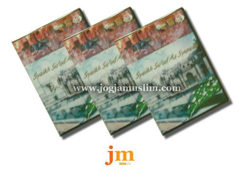 Jual Mp3 Murottal Al Qur'an Syaikh Su'ud As Syuraim 30 Juz