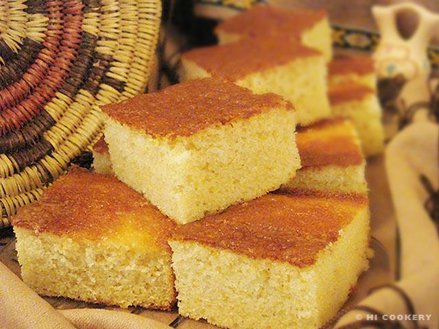Mohawk Milk Cake