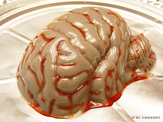 Brain Gelatin