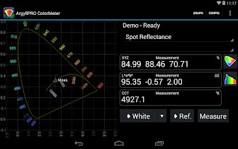 ArgyllPRO ColorMeter - screenshot thumbnail 04