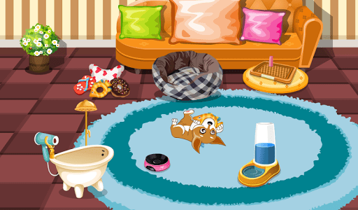 My Cute Dog - Animal Games screenshot 9