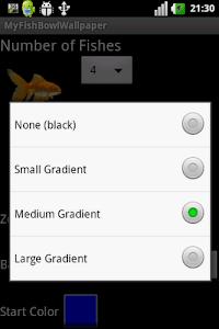 My Fish Bowl Live Aquarium screenshot 6