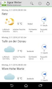 Bayer Agrar Wetter Austria screenshot 4