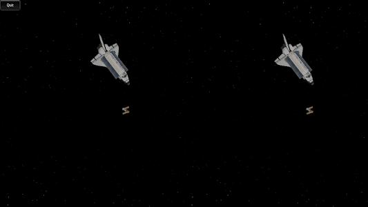 VR Space Walk screenshot 4
