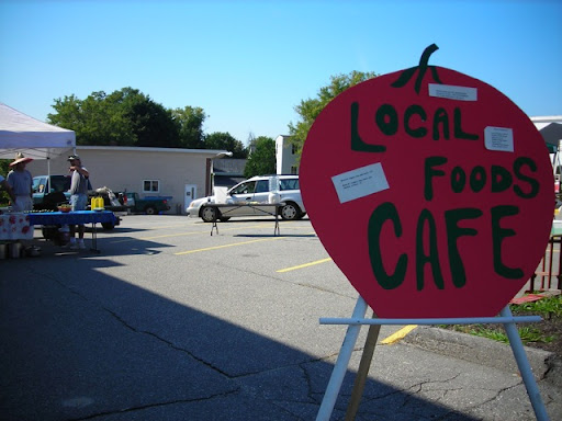 Local Foods Cafe